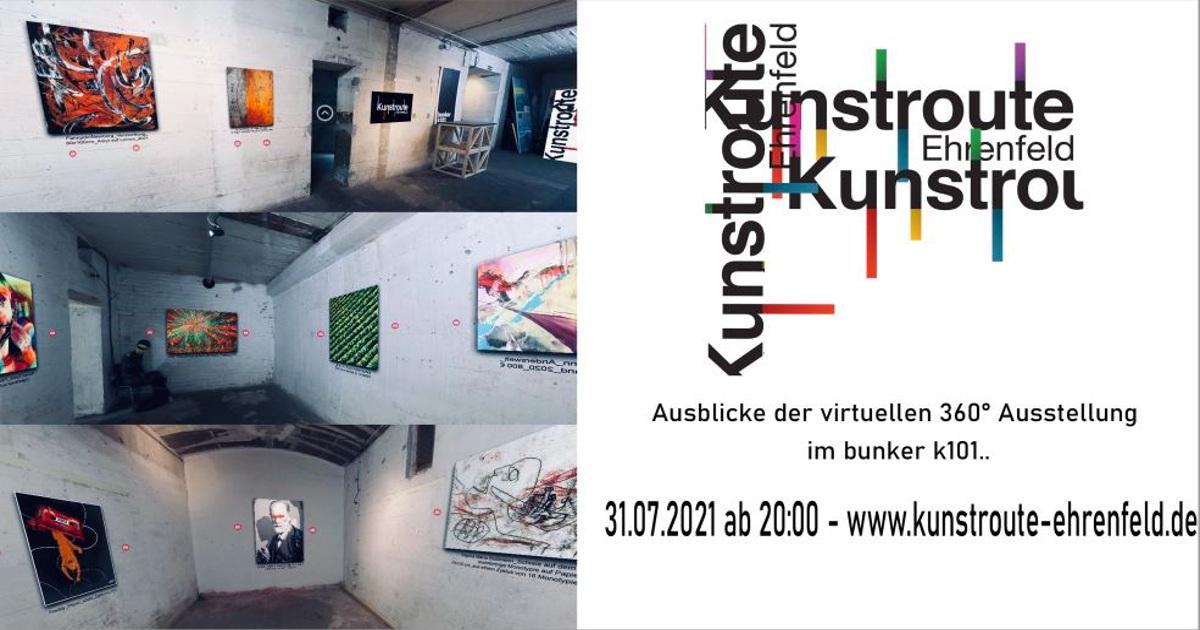 Kunstroute Ehrenfeld | Köln